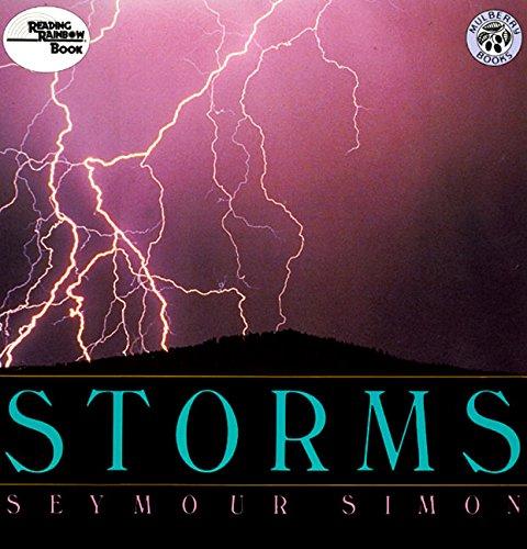 Storms (Reading Rainbow Book)