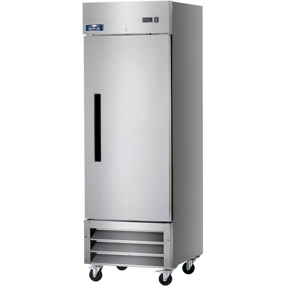 Arctic Air AR23 26 3/4'' One Section Reach-In Refrigerator - 23 cu. ft.