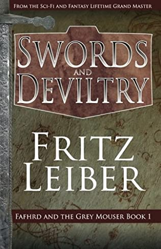 book cover of Swords and Deviltry