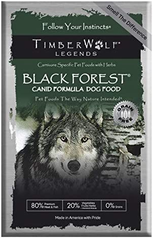 Timberwolf Organics Black Forest Legend