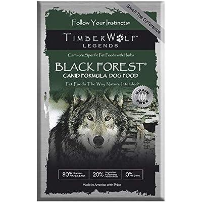 TimberWolf Black Forest Legends - 3lbs