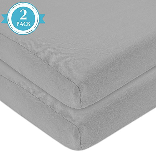 Compare Price Fitted Crib Sheets 2 Pack On