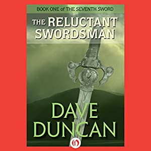 The Reluctant Swordsman Hörbuch