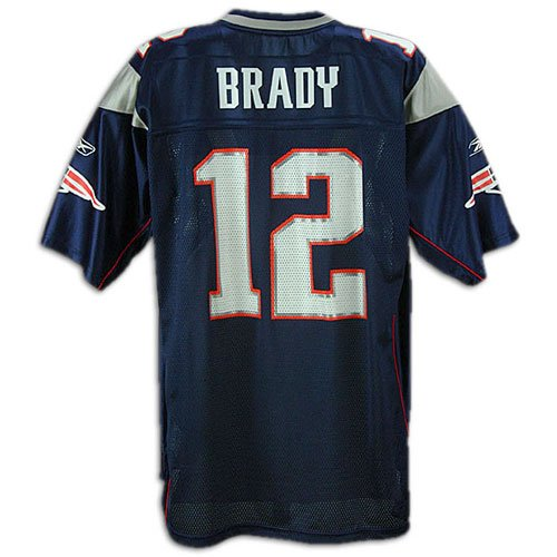 029f4cd9 Amazon.com: Reebok New England Patriots Tom Brady Replica Jersey XX ...