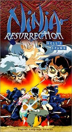 Amazon.com: Ninja Resurrection 2 [VHS]: Tesshô Genda ...