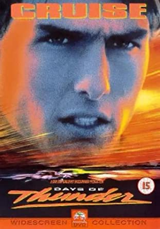 Days Of Thunder 1990 Dvd Amazoncouk Tom Cruise Nicole