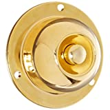 Solid Cast Brass Weatherproof Push-Button