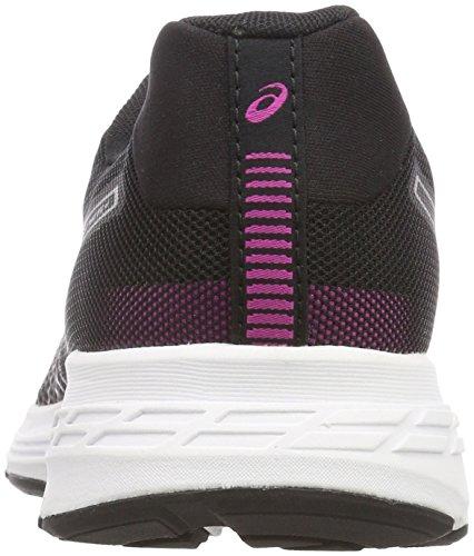 Multicolor Blacksilverfuchsia Asics para Mujer Phoenix 9 Zapatillas de Running Gel Red qax1qwZC8