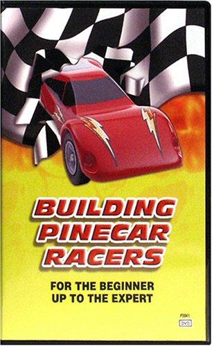 Building PineCar Racers DVD