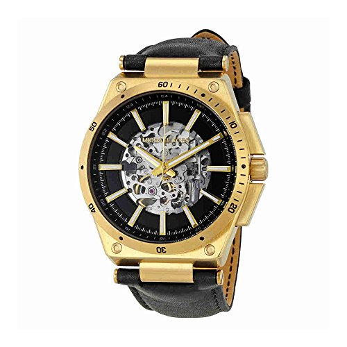 5 best watches for men under 600 in 2017 season watches michael kors wilder automatic skeleton dial mens watch mk9031