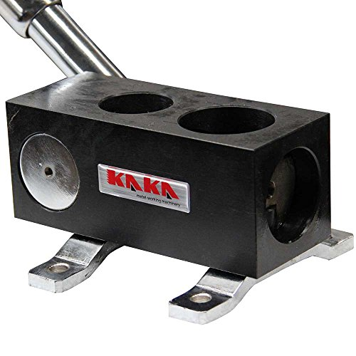 Kaka Industrial RA Manual Tube Notcher, High Precision Tubing Notcher (RA-3)