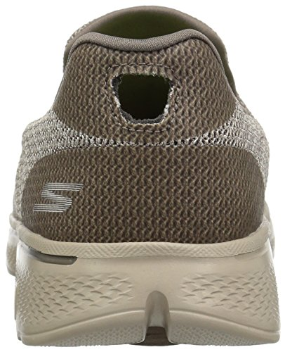 Skechers Hommes Vont Marcher 4-expert Sneaker Kaki