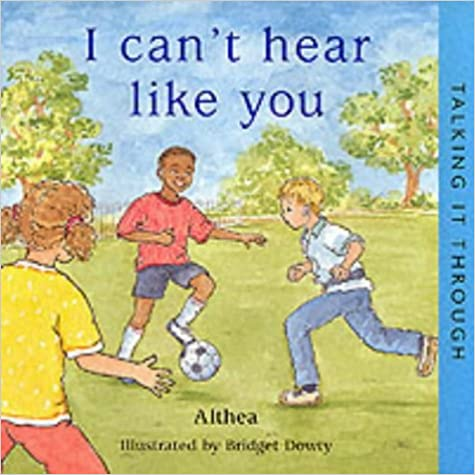I Can't Hear Like You (Talking it Through) - Library