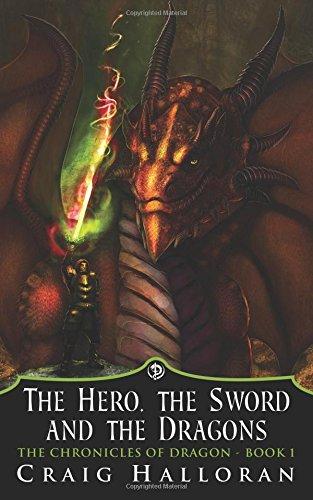 Chronicles Dragon Hero Sword Dragons product image