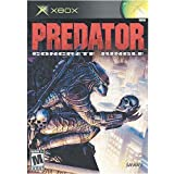 Predator Concrete Jungle - Xbox
