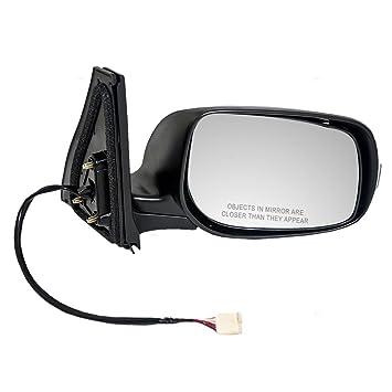 Amazon.com: Espejo retrovisor con señal de repuesto para ...