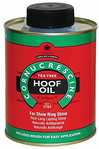 Carr & Day & Martin Cornucrescine Tea Tree Hoof Oil, 500 ml