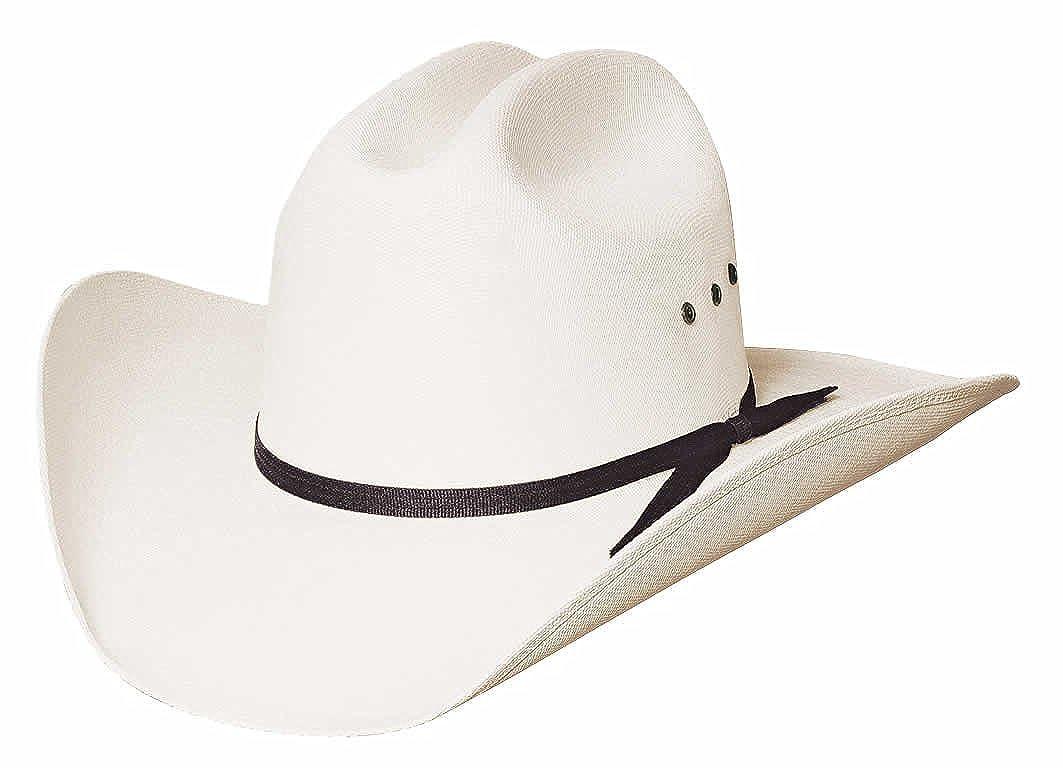 6 3//4 Bullhide Buffalo - Straw Cowboy Hat 10X