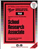 School Research Associate, Rudman, Jack, 0837381274