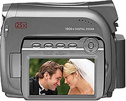 amazon com canon zr700 minidv camcorder with 25x optical zoom rh amazon com Canon HD Camcorder Canon Cameras