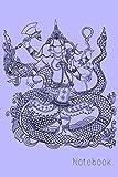 Notebook: Beautiful and Stylish Ganesha Elephant