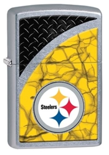 Latest 2016 Style Personalized Zippo Lighter NFL - Free Laser Engraving ... (PITTSBURGH STEELERS)