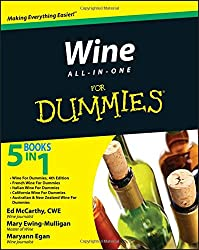 Image of the product Wine All In One for that is listed on the catalogue brand of For Dummies.