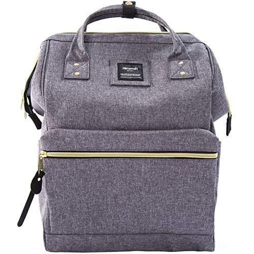 Himawari Travel Backpack Large Diaper Bag School multi-function Backpack for Women&Men 11