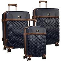 Anne Klein 3Pc. Hardside Luggage Set