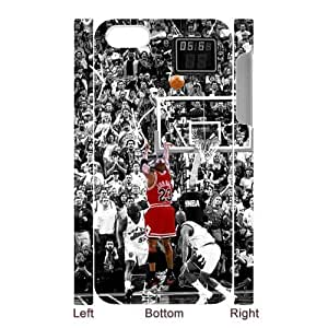 Custom Michael Jordan Cover Case For Iphone 5/5S Cover IP-10983