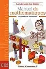 Manuel de mathématiques CE2 : Cahier d'exercices A par Verdier