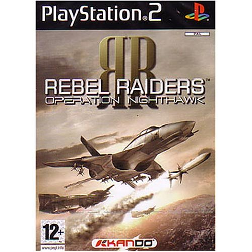 Rebel Raiders: Operation Nighthawk - PlayStation (Rebel Raiders Operation)