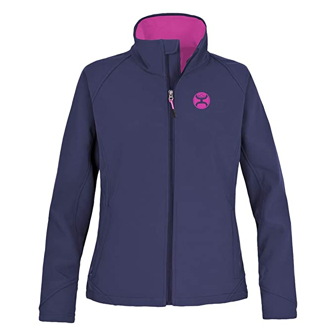 Amazon.com: Chaqueta de softshell para mujer, color azul ...