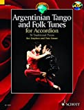 Image de Argentinian Tango and Folk Tunes +CD (36 pièces traditionnelles argentines) --- Accordéon
