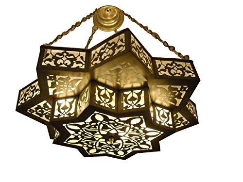 Moroccan Lighting Hanging Chandelier