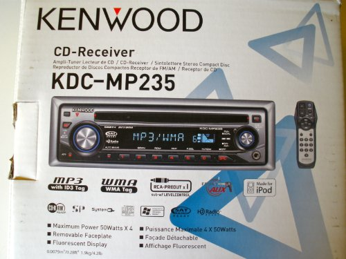 amazon com kenwood in dash radio kdc mp235 car electronics rh amazon com KDC -MP2035 Wiring-Diagram Wiring-Diagram Kenwood KDC-MP235