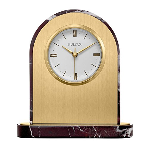 Bulova Desire Table Clock -  B5012