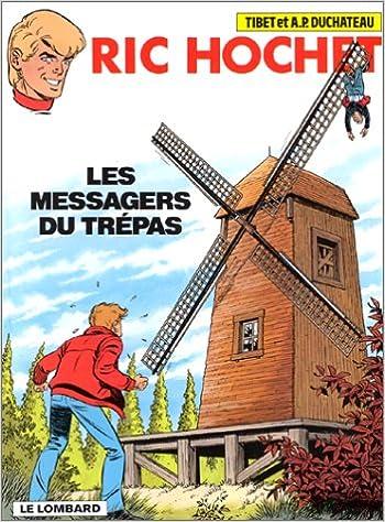 Livre gratuits en ligne Ric Hochet, n° 43 : Les Messagers du trépas epub, pdf