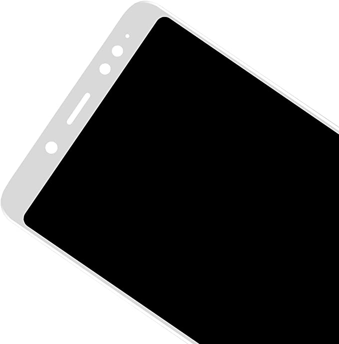 Smartillumi LCD Screen Replacement LCD Screen and Digitizer Full Assembly for Xiaomi Redmi Note 5 // Note 5 Pro Color : Black LCD Screen Replacement Black