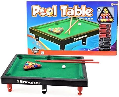 Mini Pool Mesa de billar mesa de mini mesa de billar mesa de ...