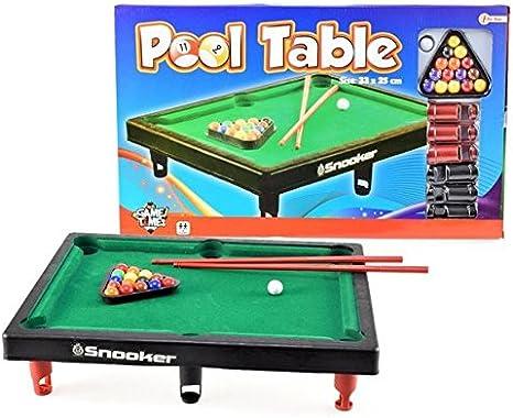 Mini Pool Mesa de billar mesa de mini mesa de billar mesa de billar ...