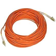 Tripp Lite N320-46M 150 Feet Duplex Multimode 62.5/125 Fiber Optic Patch Cable LC/LC - 46M