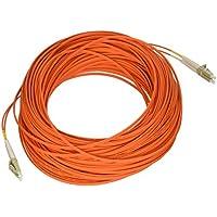 Tripp Lite Duplex Multimode 62.5/125 Fiber Patch Cable (LC/LC), 46M (150-ft.)(N320-46M)