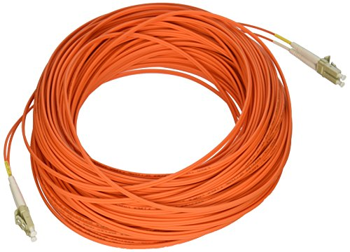 Tripp Lite Duplex Multimode 62.5/125 Fiber Patch Cable (LC/LC), 46M (150-ft.)(N320-46M)