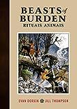 capa de Beasts of Burden. Rituais Animais - Volume 1
