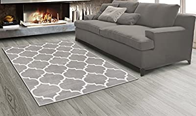 Sweet Home Stores King Collection Moroccan Trellis Design Area Rug
