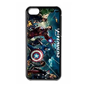 The Avengers iPhone 5c Cell Phone Case Black Yomdn