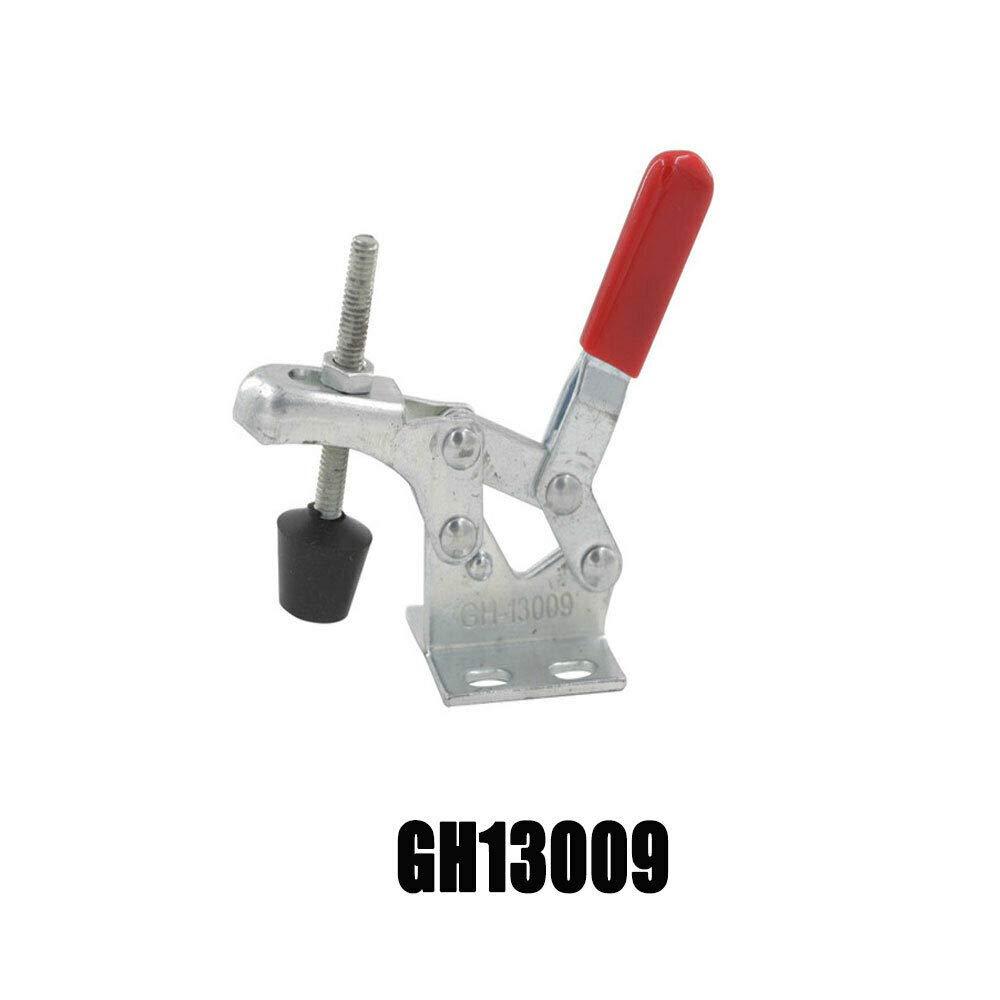 50kg) 5PCS Serrage /à genouill/ère antid/érapante rouge outil /à main sauterelle horizontal serrage barre de d/égagement rapide prise en main (/GH101A