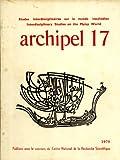 img - for Archipel 17: Etudes Interdisciplinaires sur le Monde Insulindien book / textbook / text book