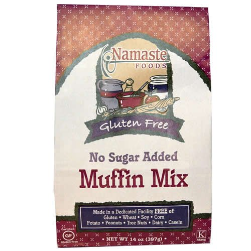 Namaste Foods Mix Muffin Wfgfdf Sf